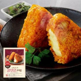 CJ 비비고김치치즈주먹밥 500G