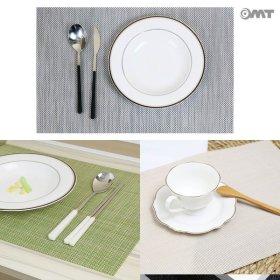 모던 식탁 다이닝 플레이트 방수 테이블 매트 OTM-G
