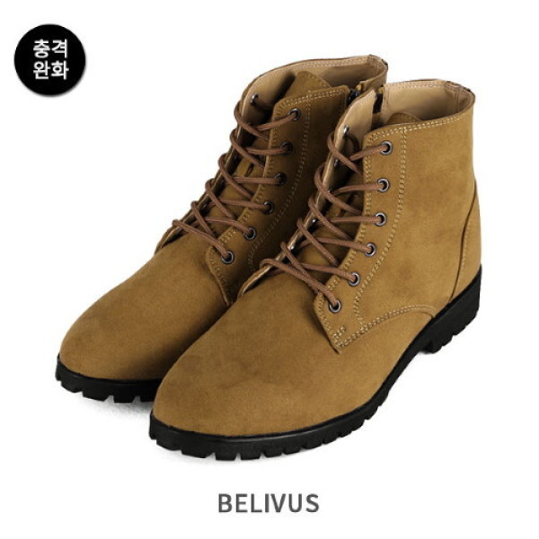 (AK몰)(빌리버스)빌리버스 남자부츠 BPO023 남성워커 남자신발 워커부츠 상품이미지