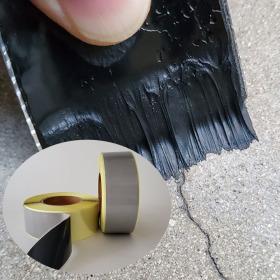 부틸 방수테이프 회색 5cm 판넬 렉산연결부 강력접착