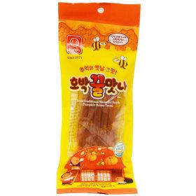 호박꿀맛나 100g/쫀드기/쫀디기/옛날과자/사탕/캔디