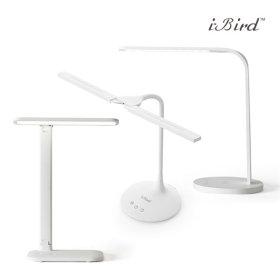 아이버드 듀얼헤드 밝기조절 LED스탠드 IB-S1000