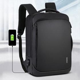 P19 남자 여행용 노트북 백팩 대학생 직장인 학생가방