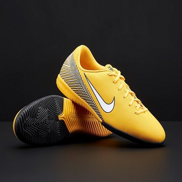 해외쇼핑/Prodirectsoccer Nike Kids Vapor XII Academy GS Neymar IC - Amarillo/Dynamic Yellow/Black/Wh 상품이미지