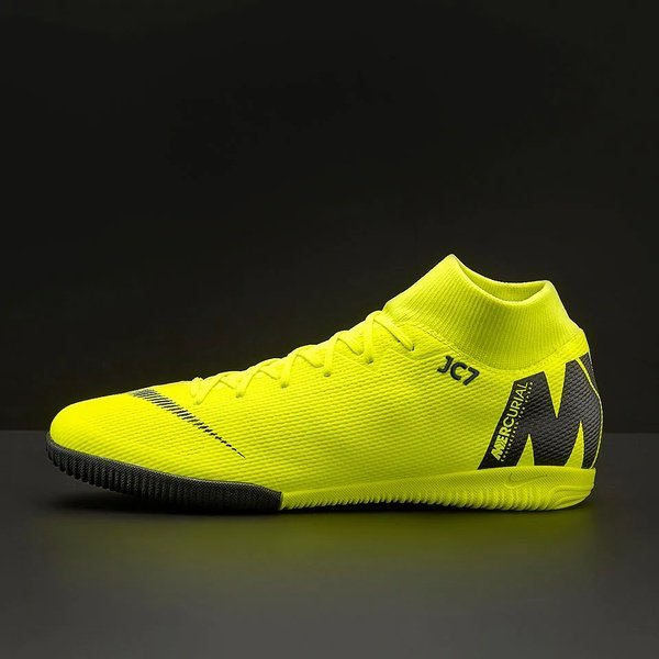해외쇼핑/Prodirectsoccer Nike Mercurial Superfly VI Academy IC - Volt/Black 상품이미지