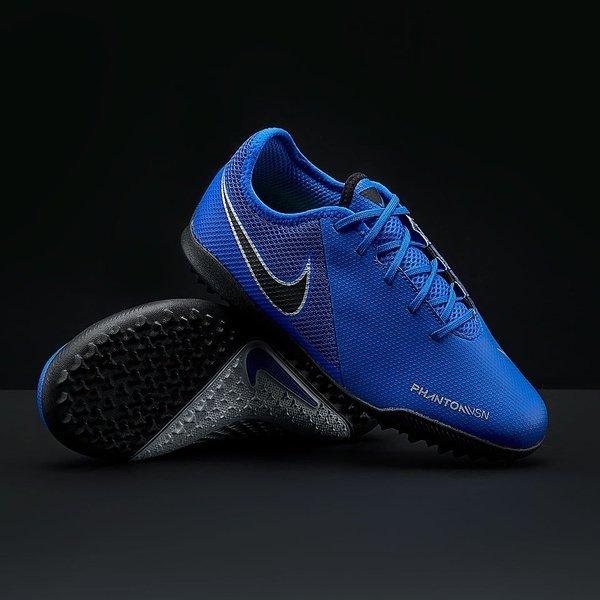 해외쇼핑/Prodirectsoccer Nike Kids Phantom VSN Surge Academy TF - Racer Blue/Black/Metallic Silver/V 상품이미지