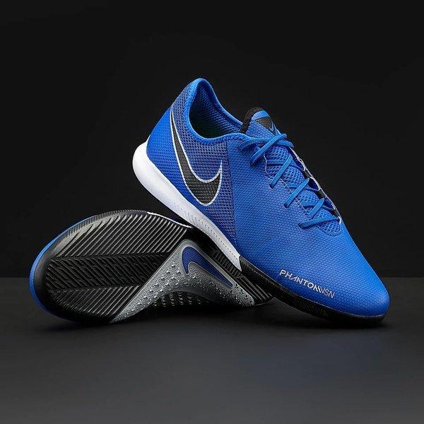 해외쇼핑/Prodirectsoccer Nike Phantom VSN Surge Academy IC - Racer Blue/Black/Metallic Silver/Volt 상품이미지