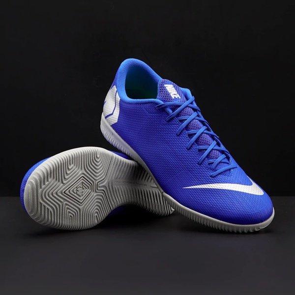 해외쇼핑/Prodirectsoccer Nike Mercurial Vapor Frenzy XII Academy IC - Racer Blue/Metallic Silver/Bla 상품이미지