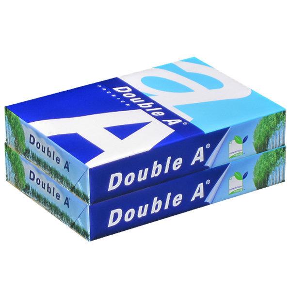 더블에이 A4 복사용지(A4용지) 80g 1000매(500매 2권) 상품이미지