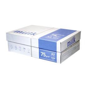 밀크 A3 복사용지(A3용지) 75g 1250매 1BOX