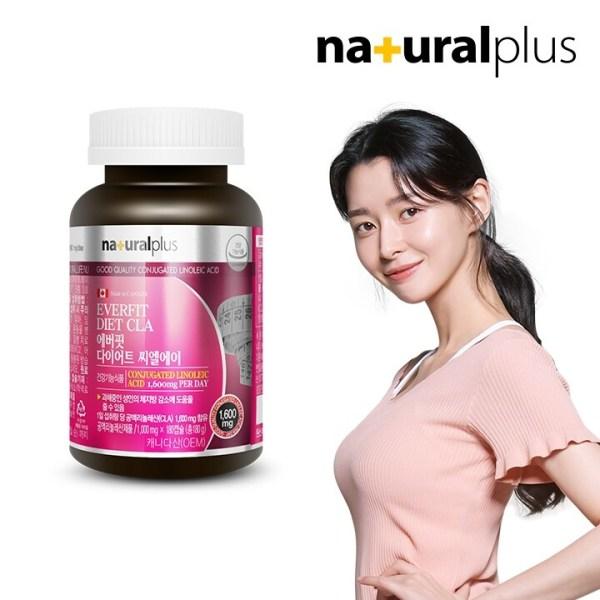 내츄럴플러스  에버핏 다이어트 씨엘에이(CLA) -1병(3개월분) 상품이미지