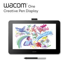 사은품증정 와콤 원 DTC-133 온라인강의 타블렛