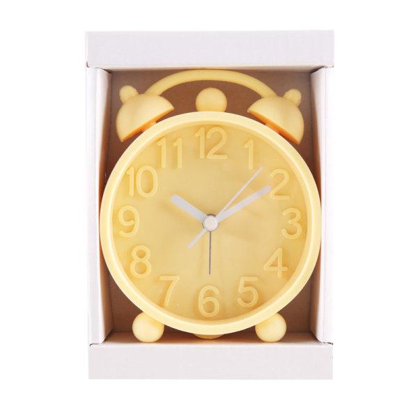 홈플러스시그니처_실리콘_알람시계_옐로우 상품이미지