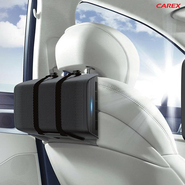 카렉스 에어그린 차량용 공기 청정기 + 리필 필터 증정 상품이미지