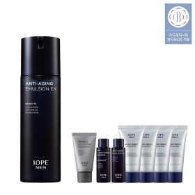 Men Anti-Aging Emulsion/120ml/Anti-Aging/Moisturizing/Men s Emulsion