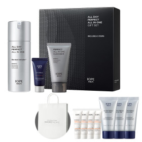 MEN ALL DAY PERFECT ALL IN ONE 120ml Men`s Skincare +Gift