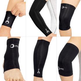 적절한 압박 슬리브 보호대 손목 팔꿈치 무릎 2pcs