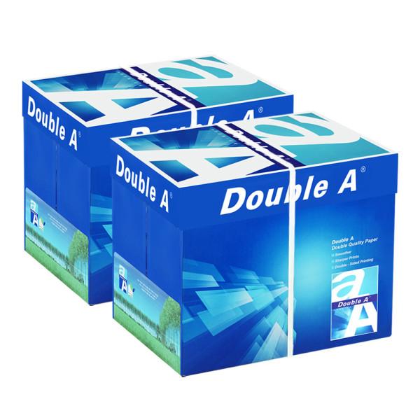 더블에이 A4 복사용지(A4용지) 80g 2BOX(5000매) 상품이미지