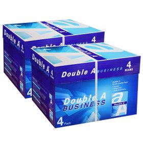 더블에이 A4 복사용지(A4용지) 75g 2BOX(4000매)