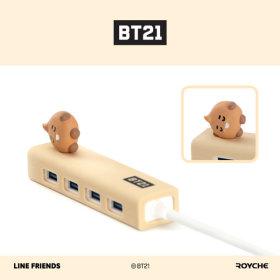 Baby/BT21/USB/3.0/USB Hub/SHOOKY/BABYBT21/SHOOKY