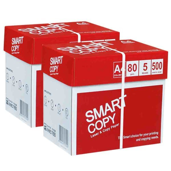 스마트카피 A4 복사용지(A4용지) 80g 2BOX(5000매) 상품이미지