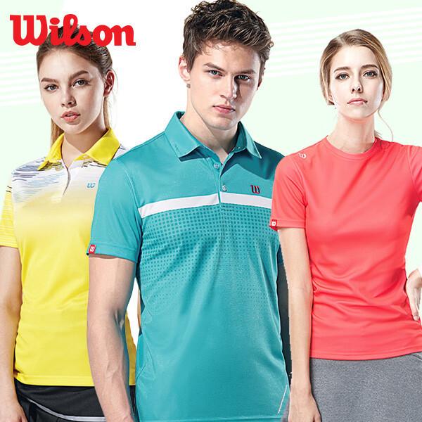 윌슨 스포츠 남여반팔티셔츠 특가모음전 상품이미지