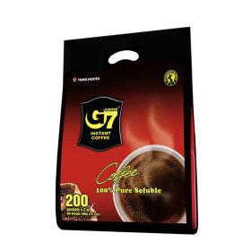 G7/Vietnam/G7/Coffee/200T/Pure/Black/Black Coffee