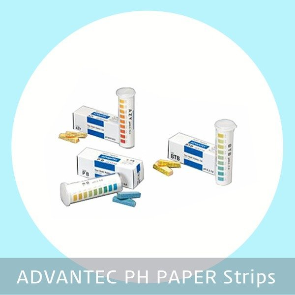 ADVANTEC PH paper strips 상품이미지