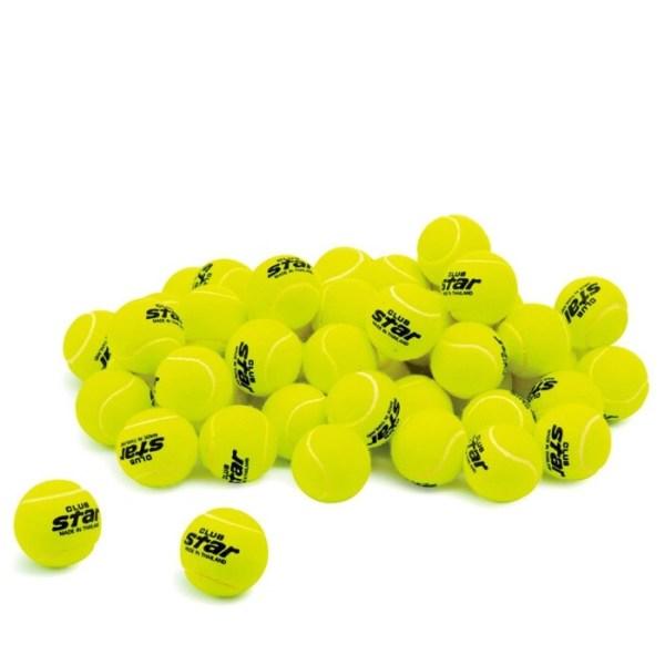 스타 테니스공 스타클럽(연습용 50개입) 상품이미지