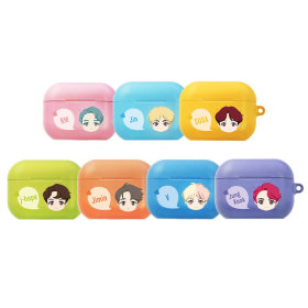 BTS BASIC HARD AirPods Pro CASE 에어팟프로 케이스