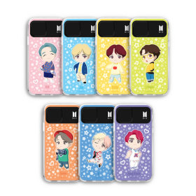 BTS CHARACTER LIGHT UP CASE /비티에스 캐릭터케이스