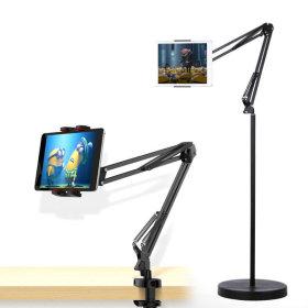 U64블랙 태블릿 아이패드 태블릿pc 자바라 거치대