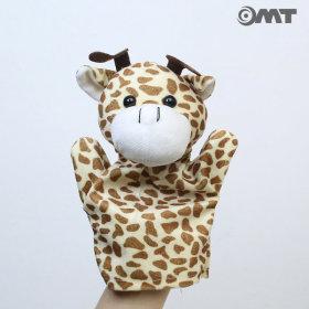 OMT 동물 놀이 손인형 KC인증 교구 장난감 ODAM04 기린