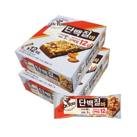 오리온 닥터유 단백질바 50g 24개