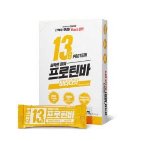 칼로바이 프로틴바 단백질바 에너지바 바나나맛10개입