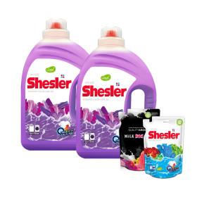 쉬슬러 로즈마리 고농축 세탁세제 3.05L 2개 + 사은품