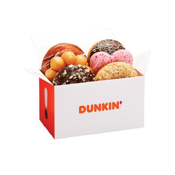 (던킨도너츠) 도넛 6팩 상품이미지