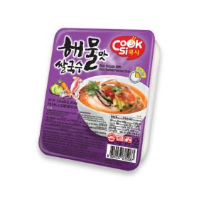 쿡시 쌀국수(해물맛) 92g