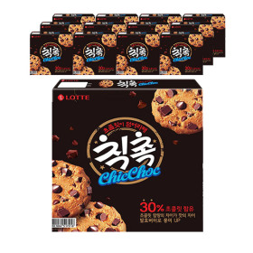 LOTTE Chic Choc Original 180gx12pcs 1BOX Free shipping in Korea