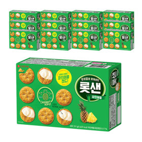 LOTTE SAND ORIGINAL 315gx12pcs 1BOX Free shipping in Korea