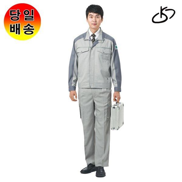 경신 KSK104 춘추 작업복 단체사무복 정비복 상하세트 상품이미지