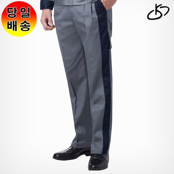 경신 KP115 춘추 작업복 바지 회사근무복 정비복 세트 상품이미지