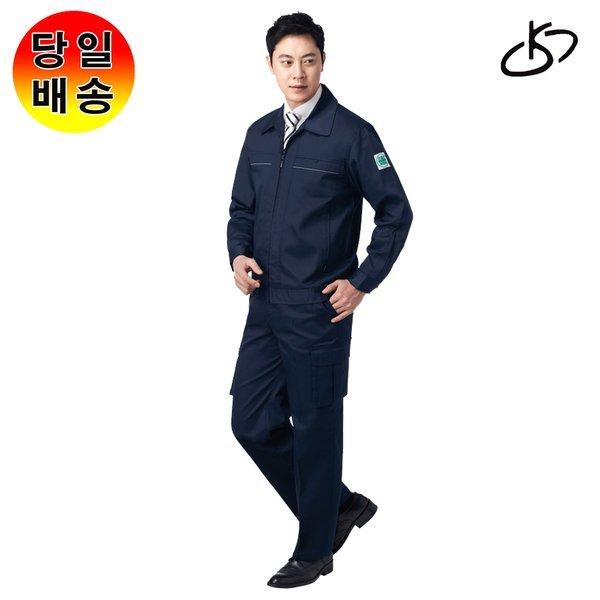 경신 KSK506 춘추 작업복 단체사무복 정비복 상하세트 상품이미지