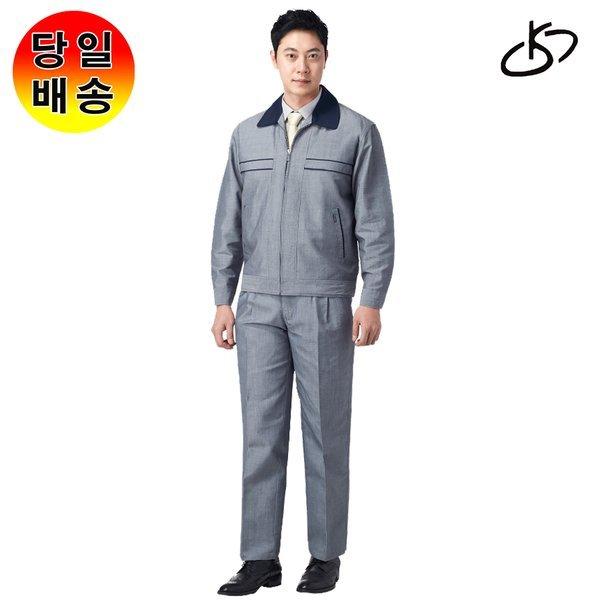 경신 KSK508 춘추 작업복 단체사무복 정비복 상하세트 상품이미지