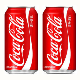 코카콜라355mlx24캔/음료수/음료/탄산음료