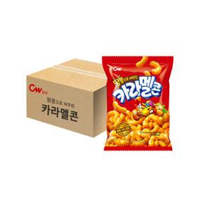 카라멜콘 72g 16개 (한박스)