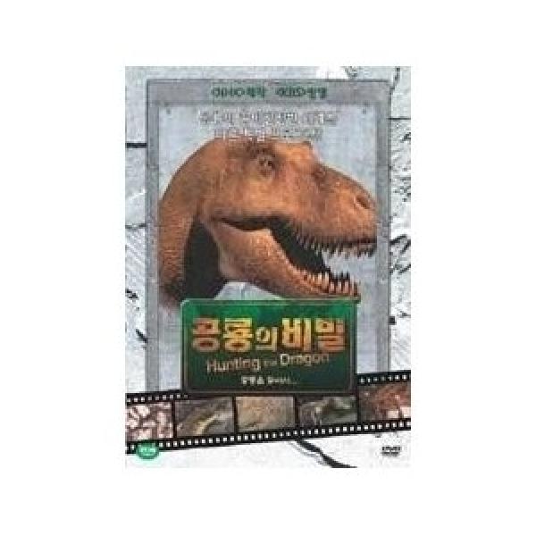 한정수량특가  DVD  공룡의 비밀 - NHK 방영 Hunting the dragon 상품이미지
