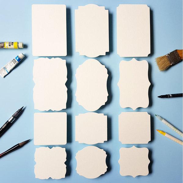종이타일액자 평량800g 손글씨 손그림 수채 캘리 상품이미지