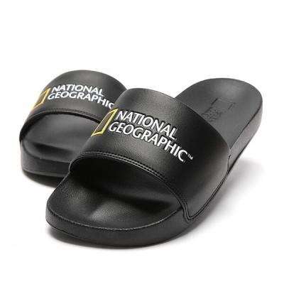 NATIONAL GEOGRAPHIC/Slippers/Plus/Slippers/BLACK