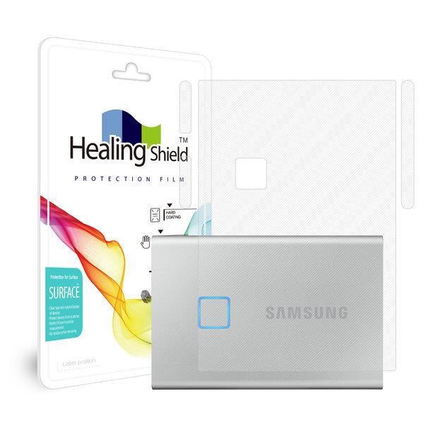 삼성 포터블 SSD T7 터치 무광 외부보호필름 2매 상품이미지
